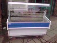 SERVEOVER COLD DISPLAY COMMERCIAL FRIDGE MACHINE CATERING CANTEEN SHOP PATISSERIE CAFETERIA CAFE