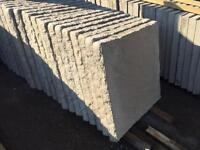 450x450 concrete paving slabs york stone effect
