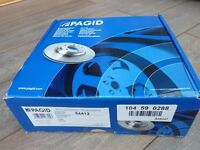 Brake Discs and Pads - Ford Focus Mk2 Front