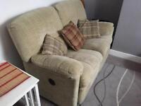 Loveseat Sofa (Reclining)