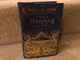 The Marvels by Brian Selznick Book In Excellent Condition