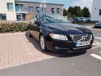 Volvo S80 SE D5 205bhp F.S.H. Full Leather Immaculate Condition