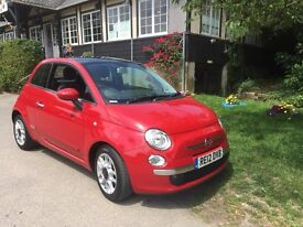 2012 Fiat 500 lounge with only 32000 miles STUNING CAR!!