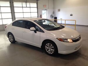2012 Honda Civic LX| BLUETOOTH| CRUISE CONTROL| A/C| 93,659KMS Kitchener / Waterloo Kitchener Area image 7