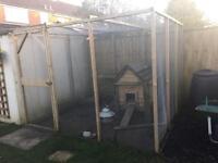 Chicken coop/enclosure