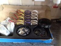 SUZUKI LT 80 CLUTCH PARTS
