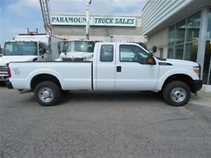 2015 Ford F-250 Ext Cab 4x4 gas long box X 9 available