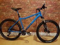 """2017 Voodoo Hoodoo 20"""" Mountain Bike. RRP £550. Hydraulic Disc Brakes. 27.5"""" Wheels."""