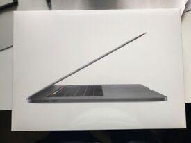 "Apple MacBook Pro 15.4"" (512 GB, Intel Core i7 8th Gen. 2.9GHz, 16GB) Space Grey"