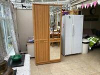 Haskins wardrobe in good condition