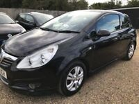 VAUXHALL CORSA 1.2 i 16v ENERGY HATCH 3DR 2010 * IDEAL FIRST CAR * CHEAP INSURANCE * LOW MILEAGE