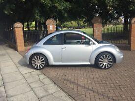 Vw beetle 1.4 petrol low miles !!BARGAIN!!
