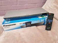 PANASONIC DMP-BDT330 3D 4K Silver WiFi Blu-Ray Player