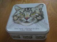 Cat Lunch Box