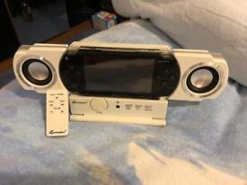 Black PSP, Excellent Condition, £40