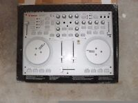 Vestex VC1-100 DJ controller in excellent condition with box