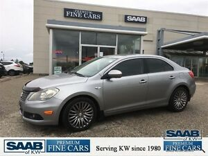 2011 Suzuki Kizashi KIZASHI SX AWD SUN ROOF HEATED LEATHER SEATS
