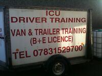 ### B+E CAR AND TRAILER TRAINING ###