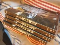 The Real Wild West DVD box set