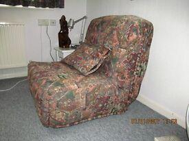 Single Sofa Bed.