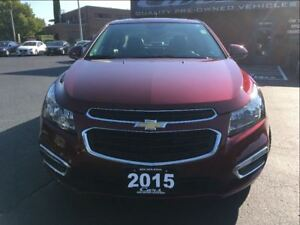 2015 Chevrolet Cruze 2LT | CAMERA | LEATHER | HEATED SEATS ...