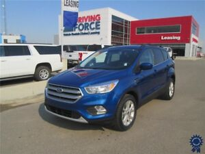 2017 Ford Escape SE 5 Passenger 4X4, Backup Camera, Bluetooth