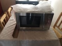 Brand new BOSCH microwave packed £45