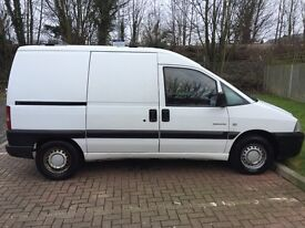 2004 Citroen Dispatch 1.9 D Enterprise Panel Van 5dr 3 Seats At Front @ 07445775115 @ 07725982426