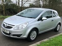 Vauxhall Corsa 2008 - 1.0 Litre Petrol - Spares or repairs