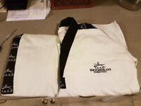 Size 5 TAGB blackbelt suit