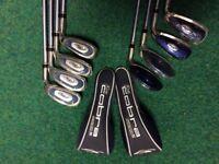 New Ladies Cobra Transition-S 8 club golf set