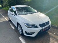 SEAT LEON FR 2.0Tdi 5 door (technology pack) £30 ROAD TAX ***FINANCE DEALS AVAILABLE***