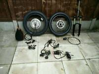 Electric bike a2b-the spares