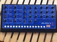Analog synth - MFB Synth II. monophonic synthesizer