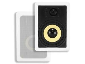 Ceiling and wall home theatre speakers