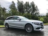 2014 Mercedes C Class Sport Estate 170bhp