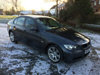 2005 BMW 320D SE MOT 20/03/18 and Tax until 01/06/18 to get you home, V5/Logbook