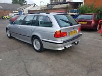FOR SALE BMW 5 SERIES 1999 AUTOMATIC 530 £799