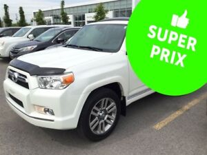 2013 Toyota 4Runner Limited 4x4 GPS+Cuir+Toit Ouvrant+Camera de