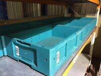 USED STACKABLE BOXES FOR SALE