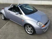 Excellent 2006 06 Ford Streetka 1.6 **Only 65000+History+Leather**