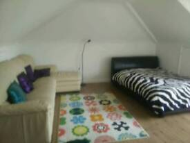 Spacious light double room
