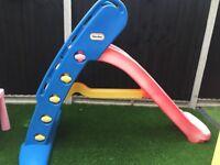 Little Tikes Large Garden Slide