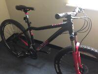 Voodoo ladies women's mountain bike commuter bike must see bargain