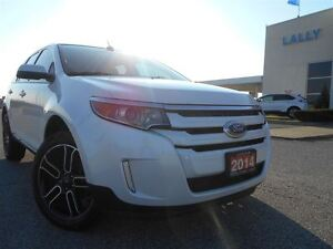 2014 Ford Edge SEL AWD Navigation Panoramic Roof