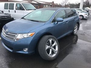 2012 Toyota Venza V6 AWD CUIR TOIT PANORAMIQUE