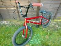 We The People Curse BMX bike