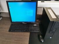 Dell Optiplex Intel i3 8GB DDR WINDOWS 10 MS OFFICE WINDOWS 10 PRO