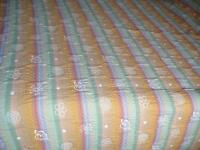 BEDSPREAD/THROW DOUBLE SIZE EX CONDITION