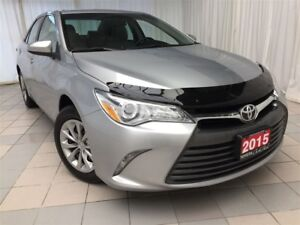 2015 Toyota Camry LE w/ backup camera, 1 owner